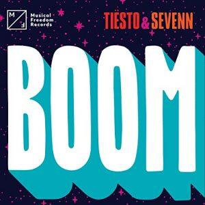 دانلود آهنگ boom boom از Tiesto
