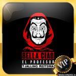 دانلود ریمیکس شاد تریبال آهنگ Bella Ciao از El Profesor