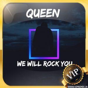 دانلود ریمیکس بیس دار ترنس We Will rock You از Queen