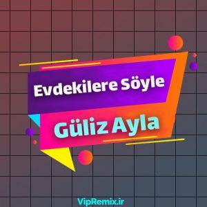 دانلود آهنگ Evdekilere Söyle از Güliz Ayla