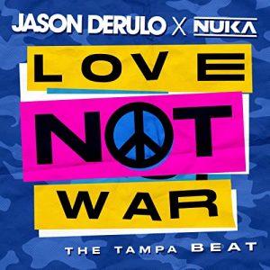 دانلود آهنگ Love Not War از Jason Derulo و Nuka