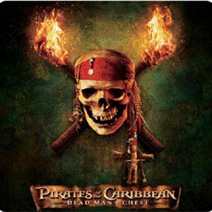 دانلود آهنگ He's a Pirate از Pirates of the Caribbean