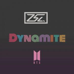 دانلود آهنگ Dynamite از BTS