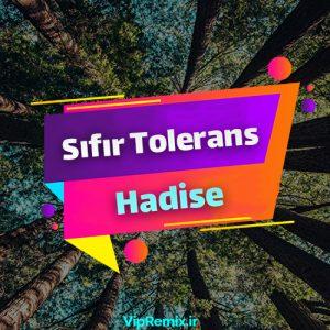 دانلود آهنگ آکوستیک Sıfır Tolerans از Hadise