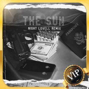 دانلود ریمیکس گنگ خفن THE SUN از Night Lovell مخصوص ماشین